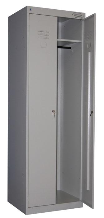 Металлический шкаф для одежды ТМ-22-600