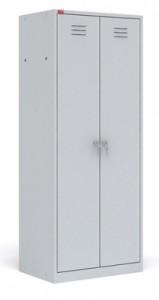 Шкаф металлический для одежды ШРМ - С/600
