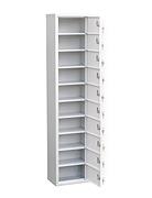 Шкаф-модуль для индивидуального хранения 10 ячеек