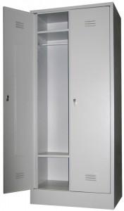 Шкаф сварной ШР-22-600-5 БП без замков
