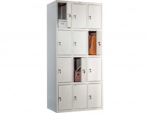 Шкаф для одежды ПРАКТИК LS(LE)-34