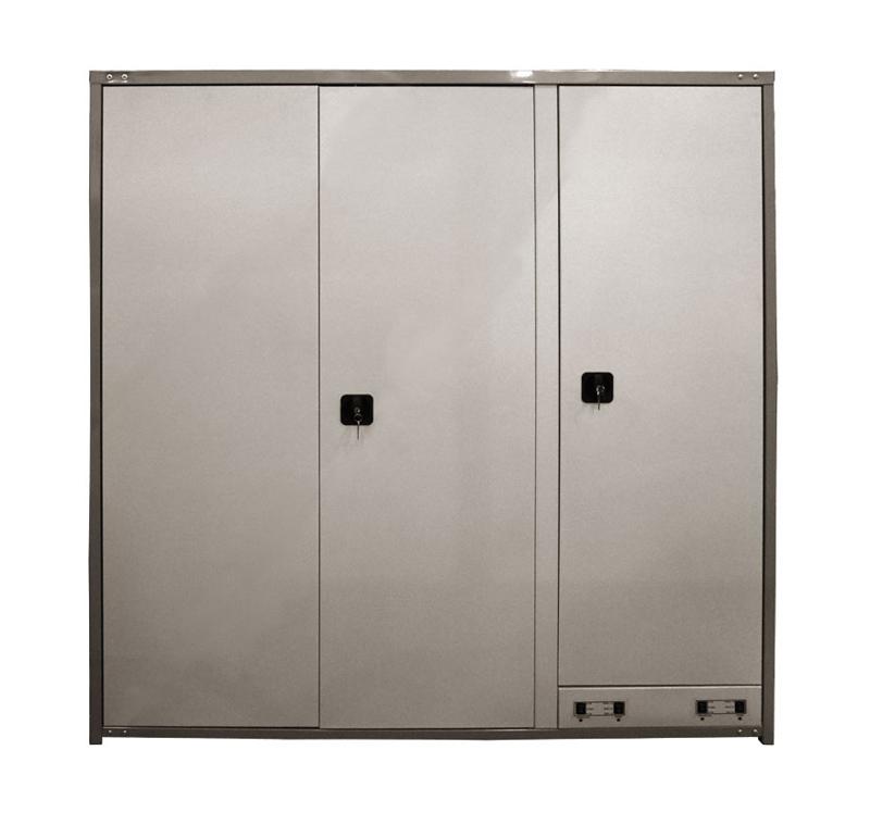 Шкаф сушильный для бронежилетов RANGER 8 Б