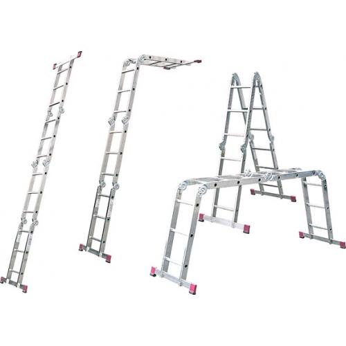 Лестницы четырехсекционные трансформер