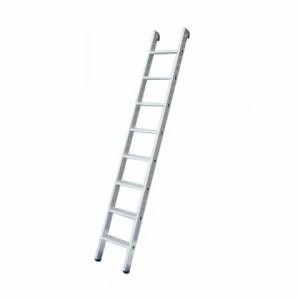 Односекционная алюминиевая лестница 1х11