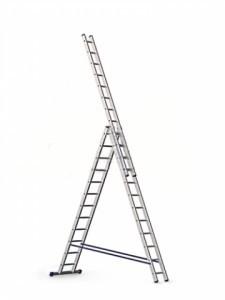 Трёхсекционная-алюминиевая-лестница-3х7-225x300