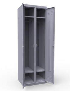 Шкаф-локер для одежды LK-22 800