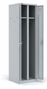 Металлический шкаф для одежды ШРМ - С/500