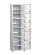 Шкаф-модуль для индивидуального хранения 20 ячеек