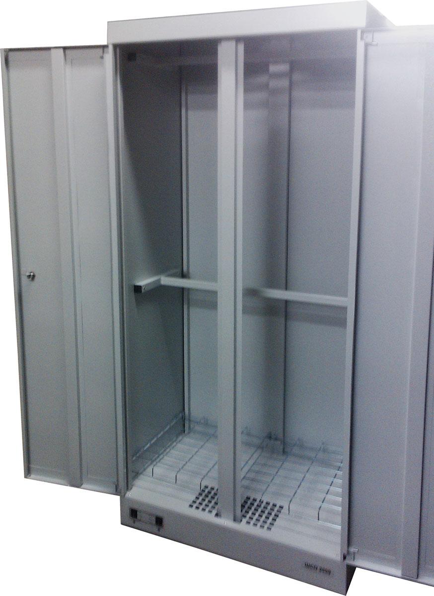 Шкаф сушильный для бронежилетов ШСО-2000 Б