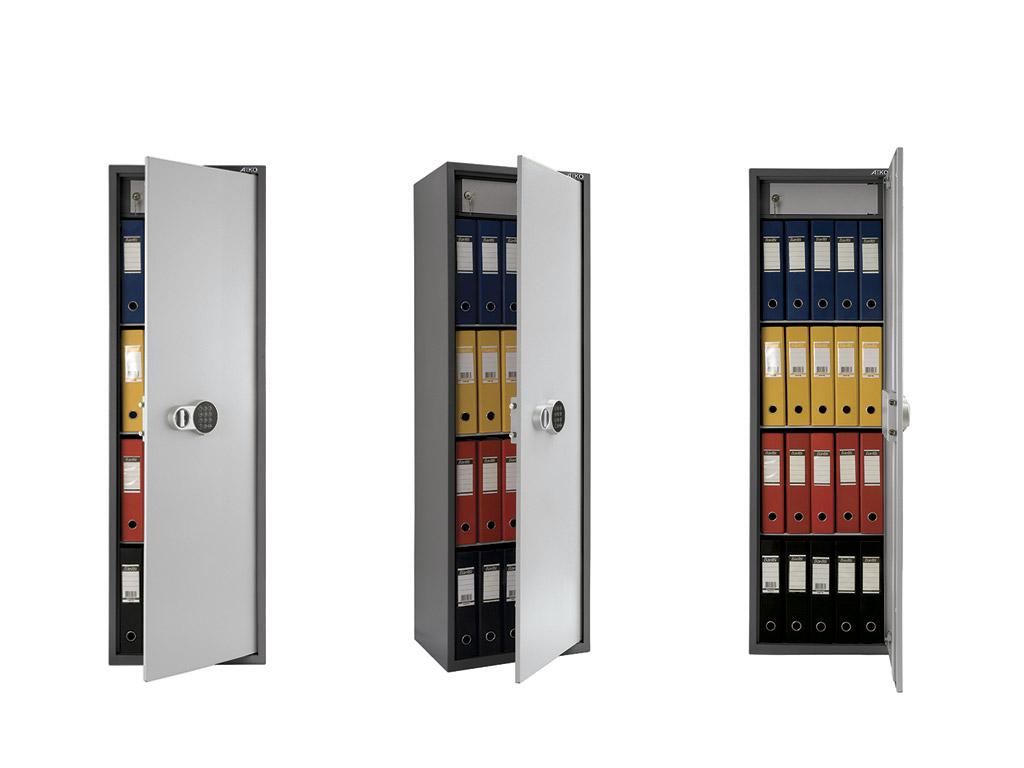 Бухгалтерский шкаф ПРАКТИК SL-150Т EL (AIKO SL-150Т EL)