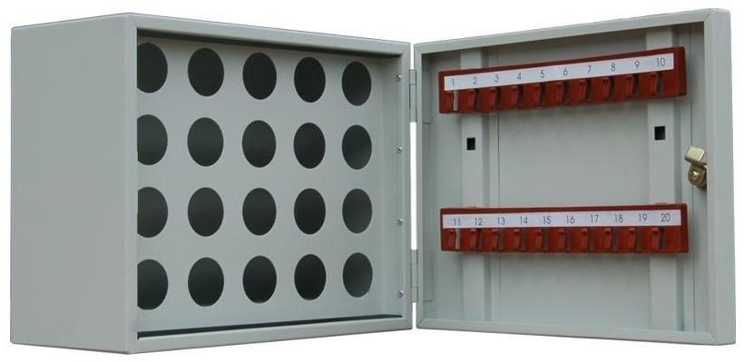Шкаф для ключей КЛ-20П