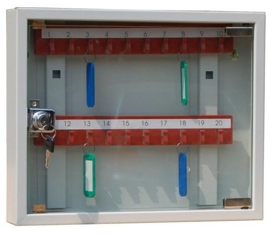 Шкаф для ключей КЛ-20С