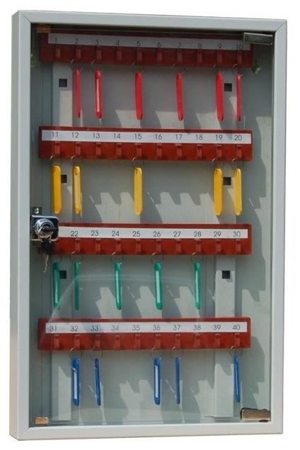 Шкаф для ключей КЛ-40С