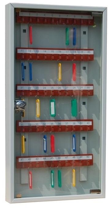 Шкаф для ключей КЛ-50С