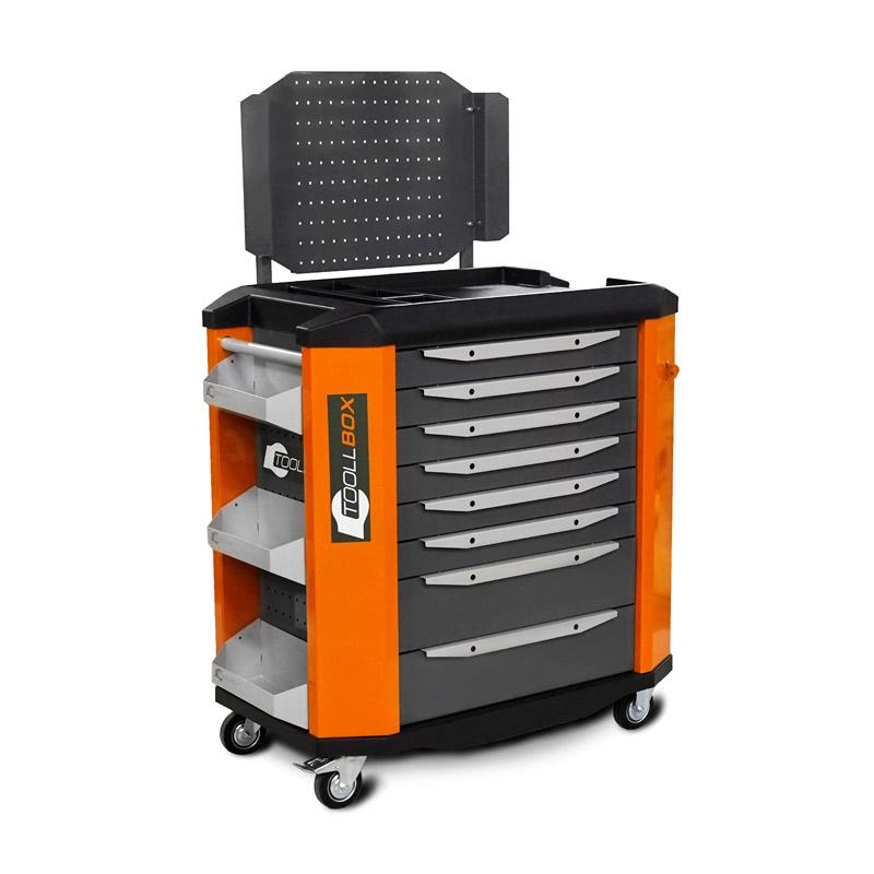 Тележки инструментальные ToollboxPremium