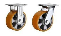 Комплект полиуретановых колес ∅ 125 мм (4 шт)
